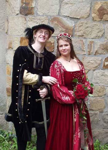 """Mittelalter-Hochzeit"""""""